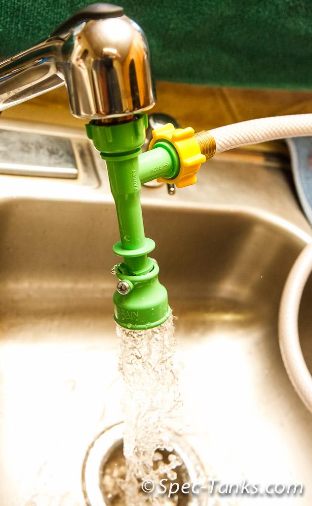 DIY Python Water Changer