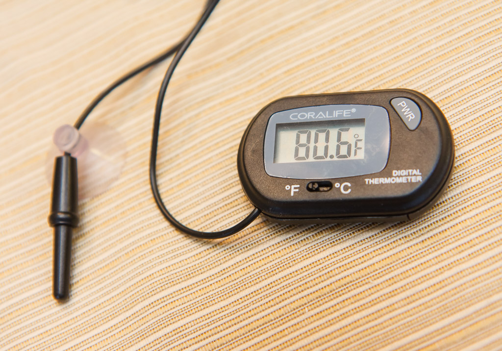 Coralife Digital Aquarium Thermometer