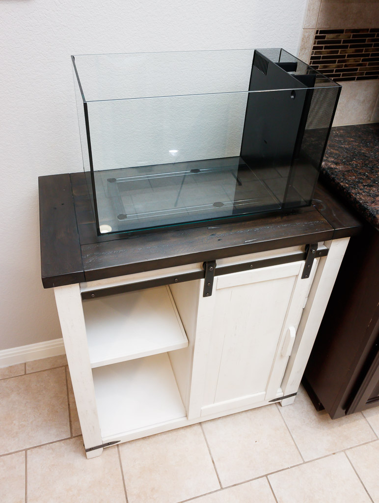 aquarium stand for fluval evo 13.5