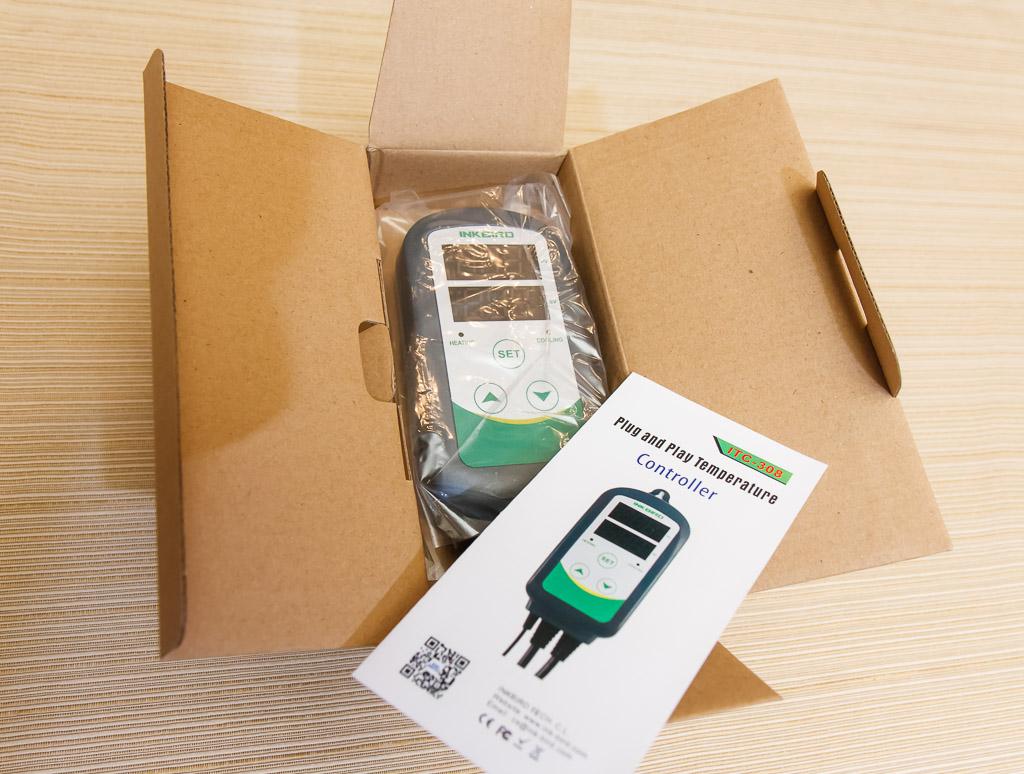 Inkbird ITC-308 in box